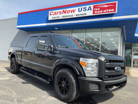 2015 Ford F-350 Super Duty for sale at A 1 Motors in Monroe MI