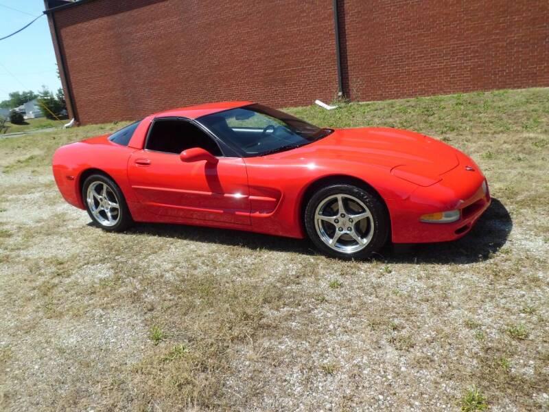 2000 Chevrolet Corvette for sale at Bob Patterson Auto Sales in East Alton IL