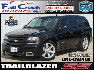 2007 Chevrolet TrailBlazer for sale at Fall Creek Motor Cars in Humble TX