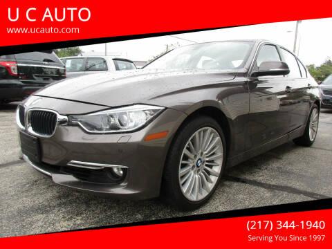 2012 BMW 3 Series for sale at U C AUTO in Urbana IL