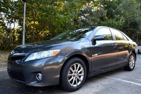 2011 Toyota Camry Hybrid for sale at Prime Auto Sales LLC in Virginia Beach VA