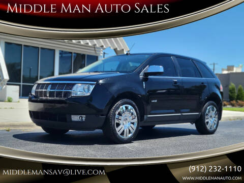 2008 Lincoln MKX for sale at Middle Man Auto Sales in Savannah GA