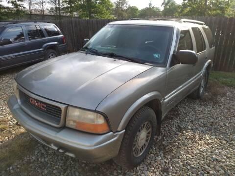 2000 GMC Jimmy for sale at Seneca Motors, Inc. (Seneca PA) in Seneca PA