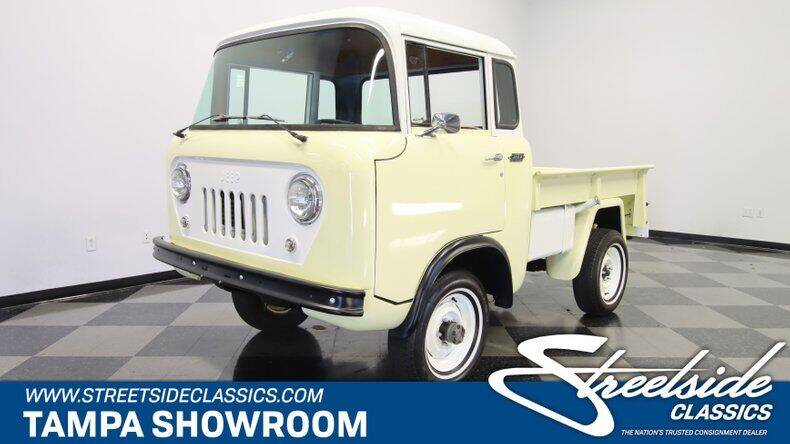 1958 Willys Jeep for sale in Tampa, FL