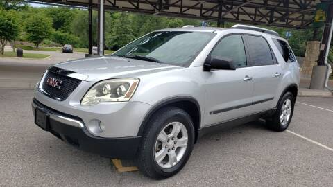 2009 GMC Acadia for sale at Nationwide Auto in Merriam KS