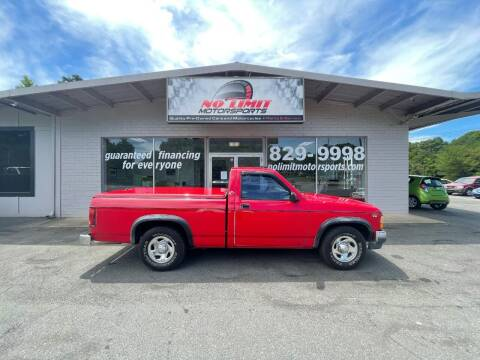 1995 Dodge Dakota for sale at NO LIMIT MOTORSPORTS in Belmont NC
