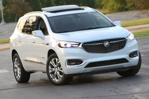 2020 Buick Enclave for sale at P M Auto Gallery in De Soto KS
