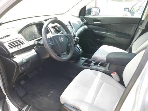 2016 Honda CR-V for sale at Dulux Auto Sales Inc & Car Rental in Hollywood FL