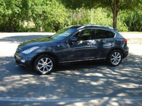 2008 Infiniti EX35 for sale at ACH AutoHaus in Dallas TX