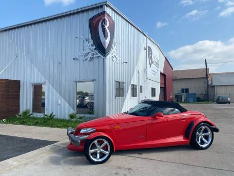1999 Plymouth Prowler for sale at Barrett Auto Gallery in San Juan TX