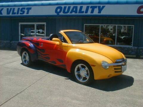 2004 Chevrolet SSR for sale at Dick Vlist Motors, Inc. in Port Orchard WA