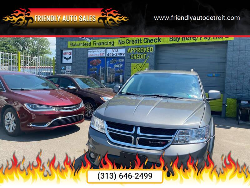 2013 Dodge Journey for sale in Detroit, MI