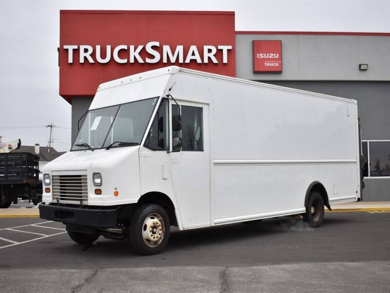 2014 Ford Stripped Chassis for sale at Trucksmart Isuzu in Morrisville PA