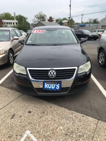 2006 Volkswagen Passat for sale at Rod's Automotive in Cincinnati OH