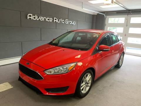 2016 Ford Focus for sale at Advance Auto Group, LLC in Chichester NH