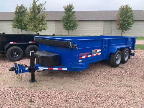 2022 Midsota HV-16 Dump Box #0393