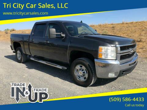 2010 Chevrolet Silverado 2500HD for sale at Tri City Car Sales, LLC in Kennewick WA