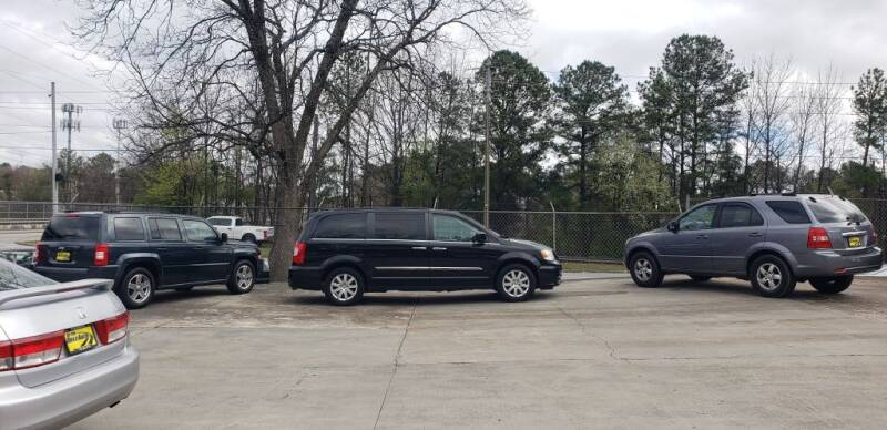 2012 Dodge Journey for sale at On The Road Again Auto Sales in Doraville GA