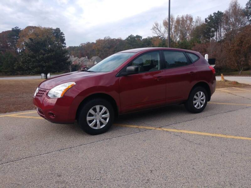 2009 Nissan Rogue for sale at WIGGLES AUTO SALES INC in Mableton GA