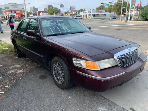 2001 Mercury Grand Marquis for sale at Dennis Public Garage in Newark NJ