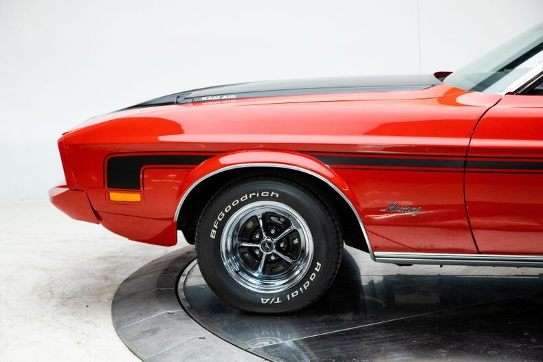 1973 Ford Mustang 55