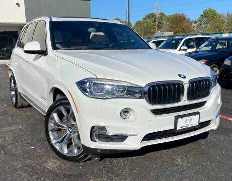 2017 BMW X5 for sale at KAYALAR MOTORS in Houston TX