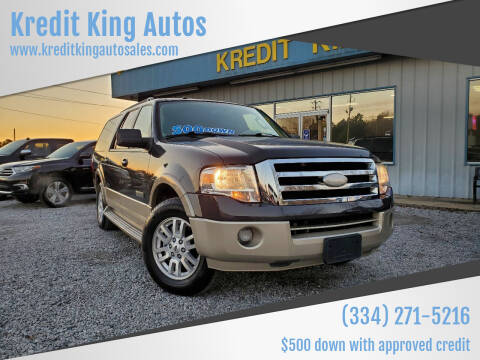 2007 Ford Expedition EL for sale at Kredit King Autos in Montgomery AL