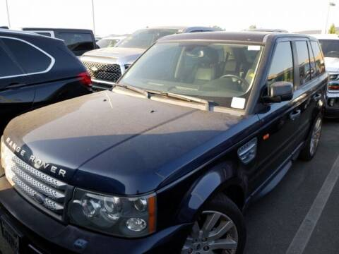 2006 Land Rover Range Rover Sport for sale at SoCal Auto Auction in Ontario CA