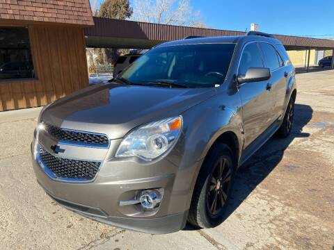 2010 Chevrolet Equinox for sale at Walter Motor Company in Norton KS