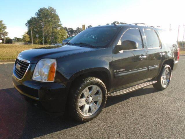 2007 GMC Yukon for sale at Atlanta Auto Max in Norcross GA
