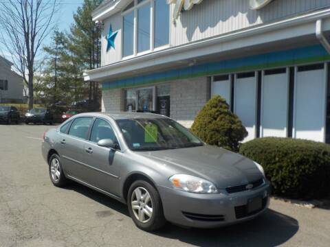 2008 Chevrolet Impala for sale at Nicky D's in Easthampton MA