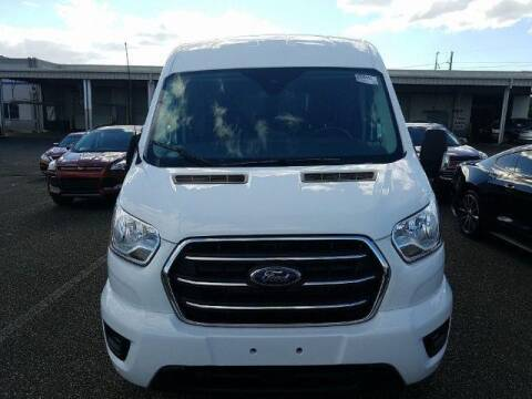 2020 Ford Transit Passenger for sale at CU Carfinders in Norcross GA