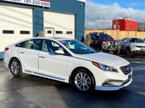 2016 Hyundai Sonata for sale at Saugus Auto Mall in Saugus MA