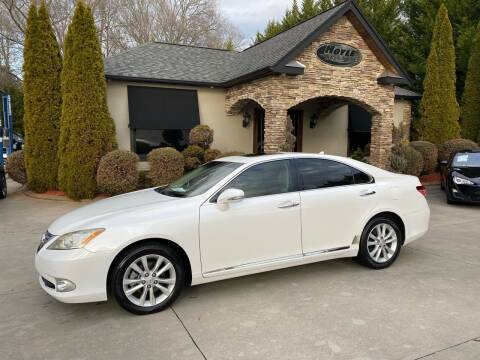 2010 Lexus ES 350 for sale at Hoyle Auto Sales in Taylorsville NC