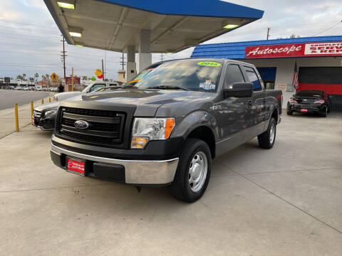 2014 Ford F-150 for sale at Top Quality Auto Sales in Redlands CA