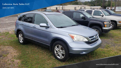 2010 Honda CR-V for sale at Lakeview Auto Sales LLC in Sycamore GA