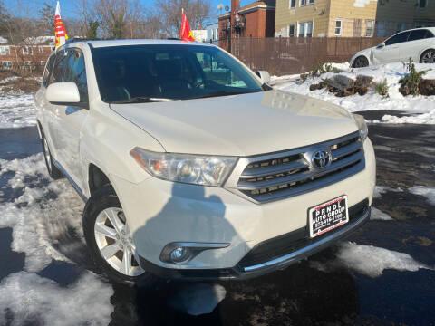 2013 Toyota Highlander for sale at PRNDL Auto Group in Irvington NJ