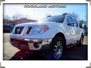 2012 Nissan Frontier for sale at Rockland Automall - Rockland Motors in West Nyack NY