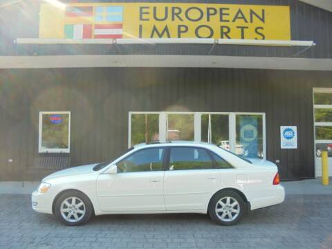 2001 Toyota Avalon for sale at EUROPEAN IMPORTS in Lock Haven PA