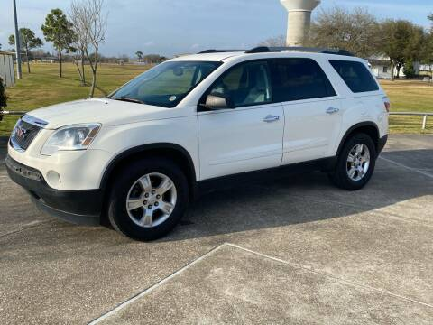 2012 GMC Acadia for sale at M A Affordable Motors in Baytown TX