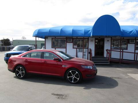 2015 Ford Taurus for sale at Jim's Cars by Priced-Rite Auto Sales in Missoula MT