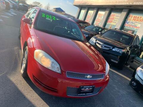 2012 Chevrolet Impala for sale at Washington Auto Group in Waukegan IL