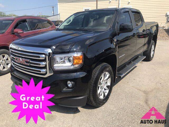 2017 GMC Canyon for sale in Green Bay, WI