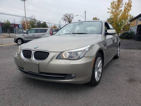 2009 BMW 5 Series for sale at Everything Automotive in Tonawanda NY