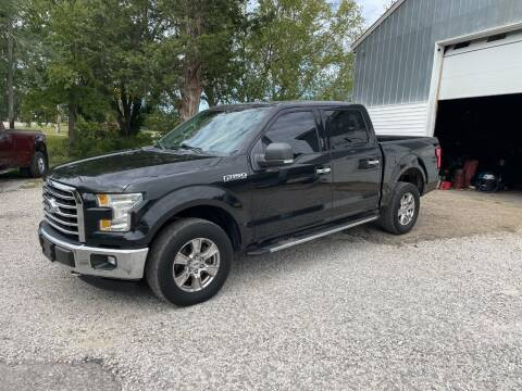 2015 Ford F-150 for sale at Bailey Auto in Pomona KS