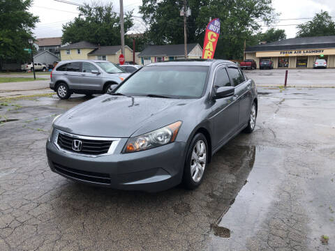 2010 Honda Accord for sale at Neals Auto Sales in Louisville KY