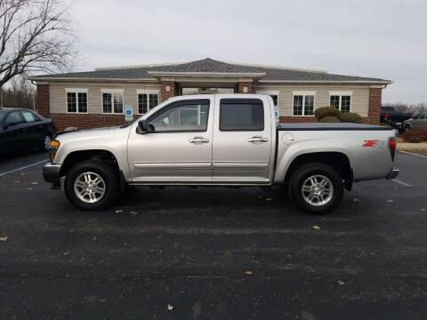 2010 GMC Canyon for sale at Pierce Automotive, Inc. in Antwerp OH
