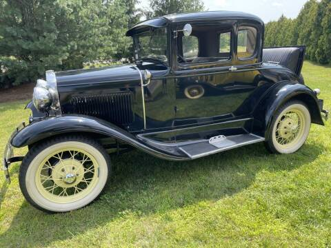 1930 Ford Model A for sale at CARuso Classic Cars in Tampa FL