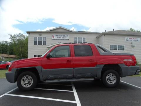 2002 Chevrolet Avalanche for sale at Cj king of car loans/JJ's Best Auto Sales in Troy MI