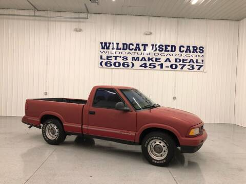 1994 GMC Sonoma for sale at Wildcat Used Cars in Somerset KY